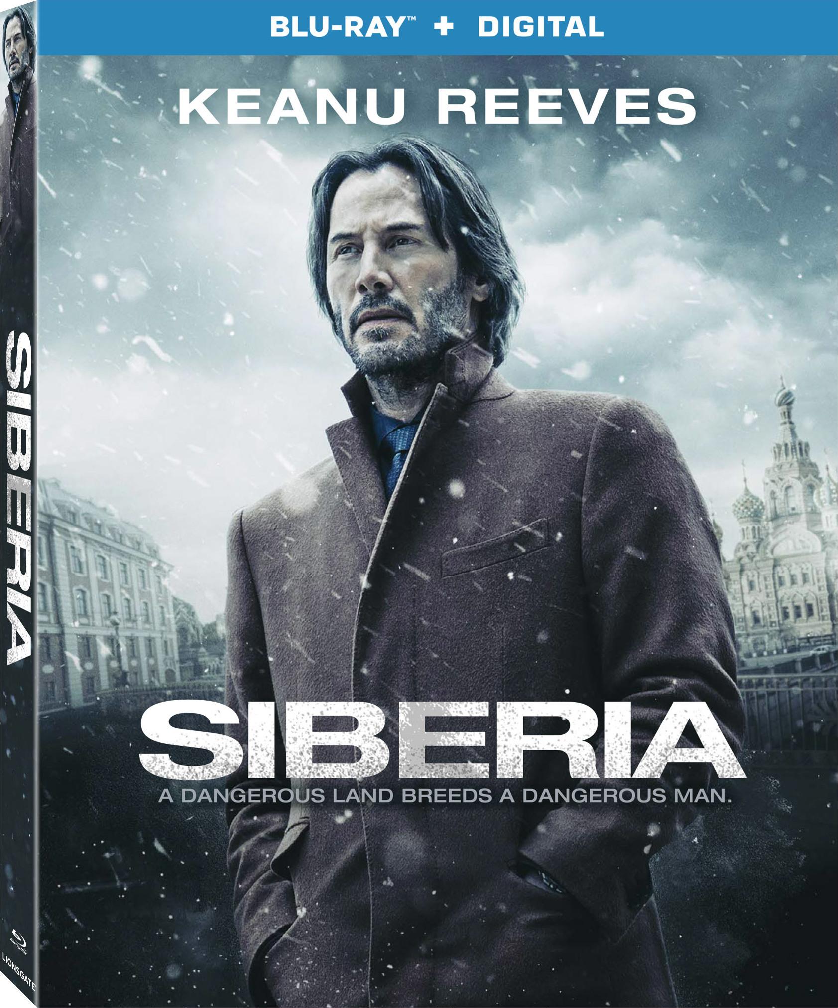 Siberia (Blu-ray)(Region A)