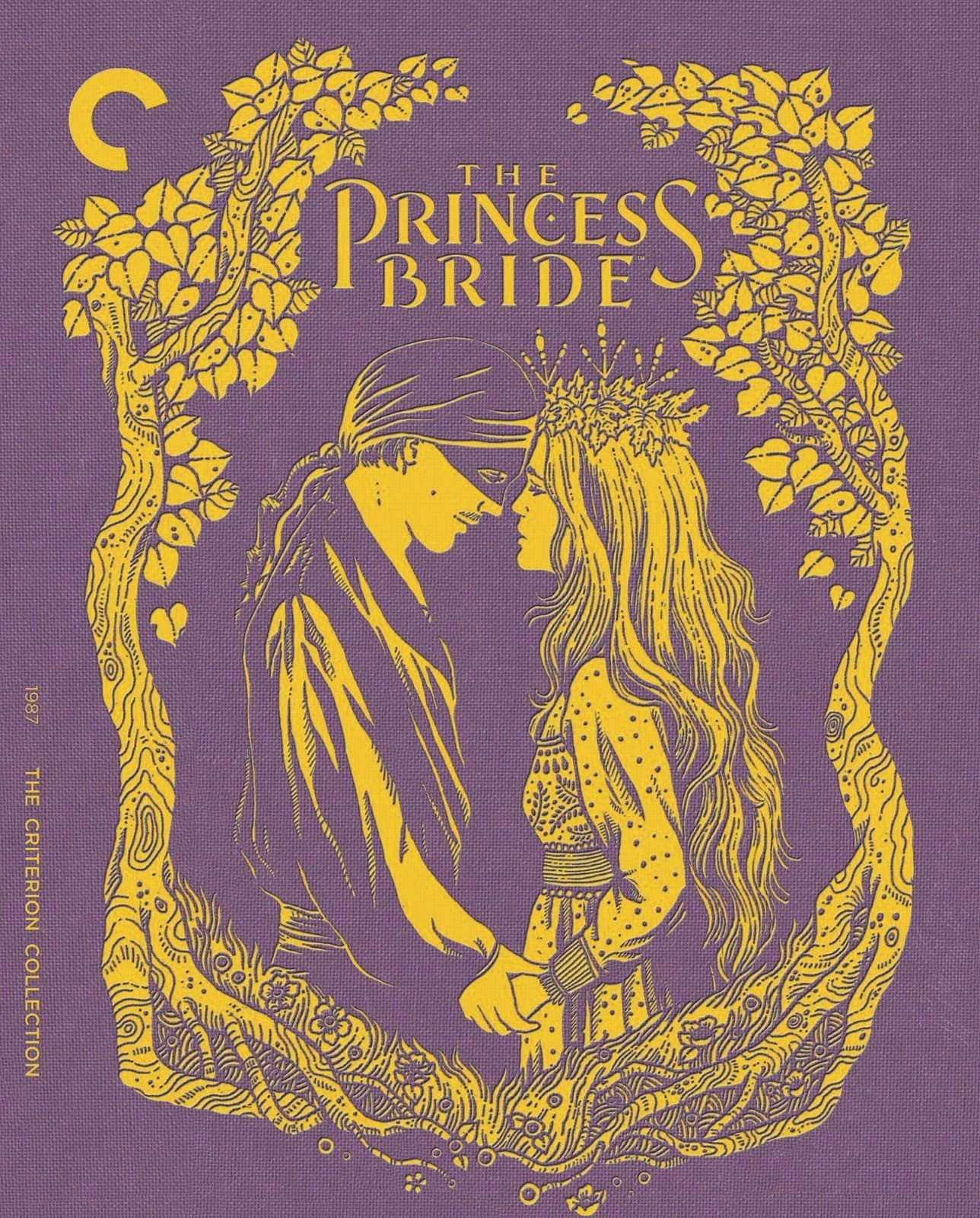 The Princess Bride (DigiBook)(The Criterion Collection)(Blu-ray)(Region A)