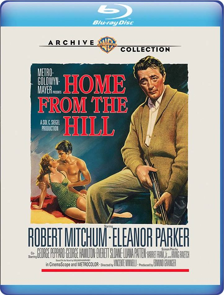 Home from the Hill (Warner Archive Collection)(Blu-ray)(Region Free)