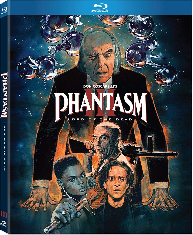 Phantasm 3: Lord of the Dead (Blu-ray)(Region Free)