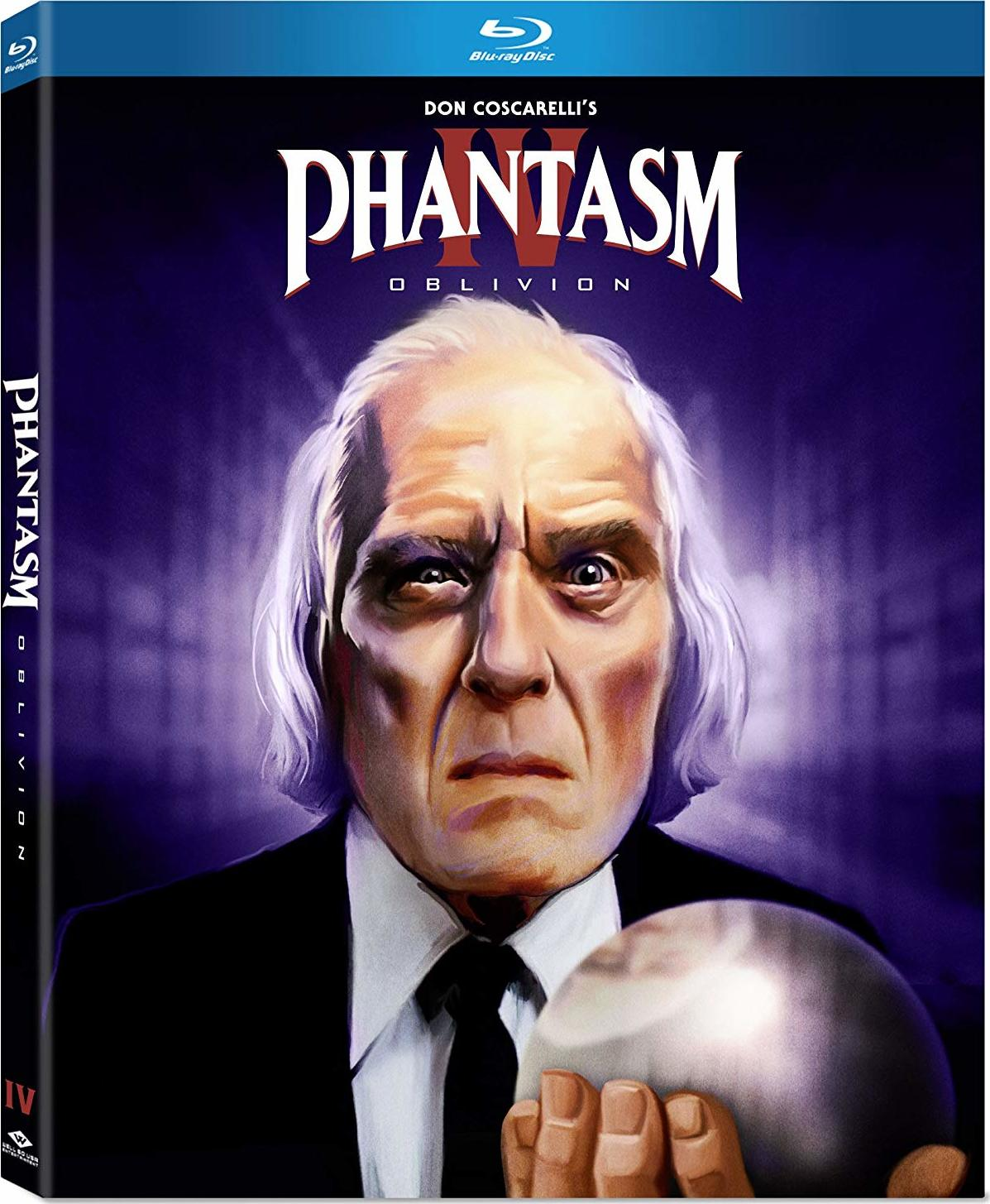 Phantasm 4: Oblivion (Blu-ray)(Region Free)
