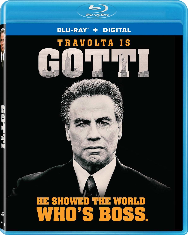 Gotti (Blu-ray)(Region A)