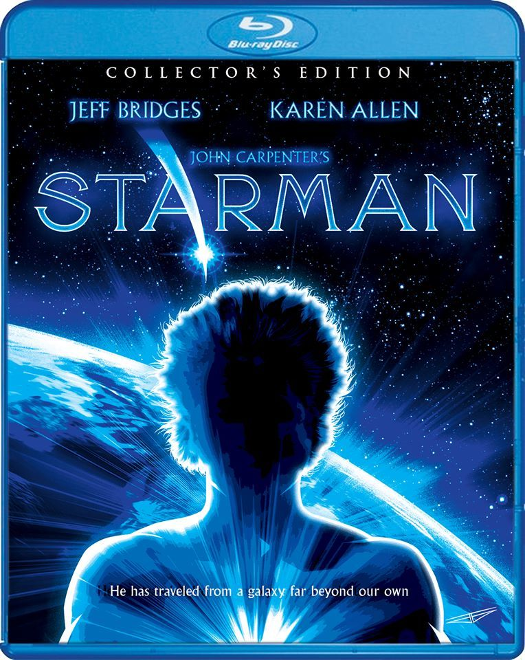 Starman (Collector's Edition)(Blu-ray)(Region A)