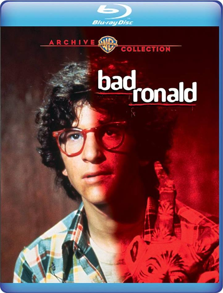 Bad Ronald (Warner Archive Collection)(Blu-ray)(Region Free)