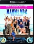 Mamma Mia! Here We Go Again 4K (Blu-ray)