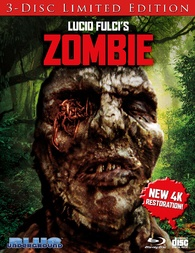 Zombie (Blu-ray) Temporary cover art