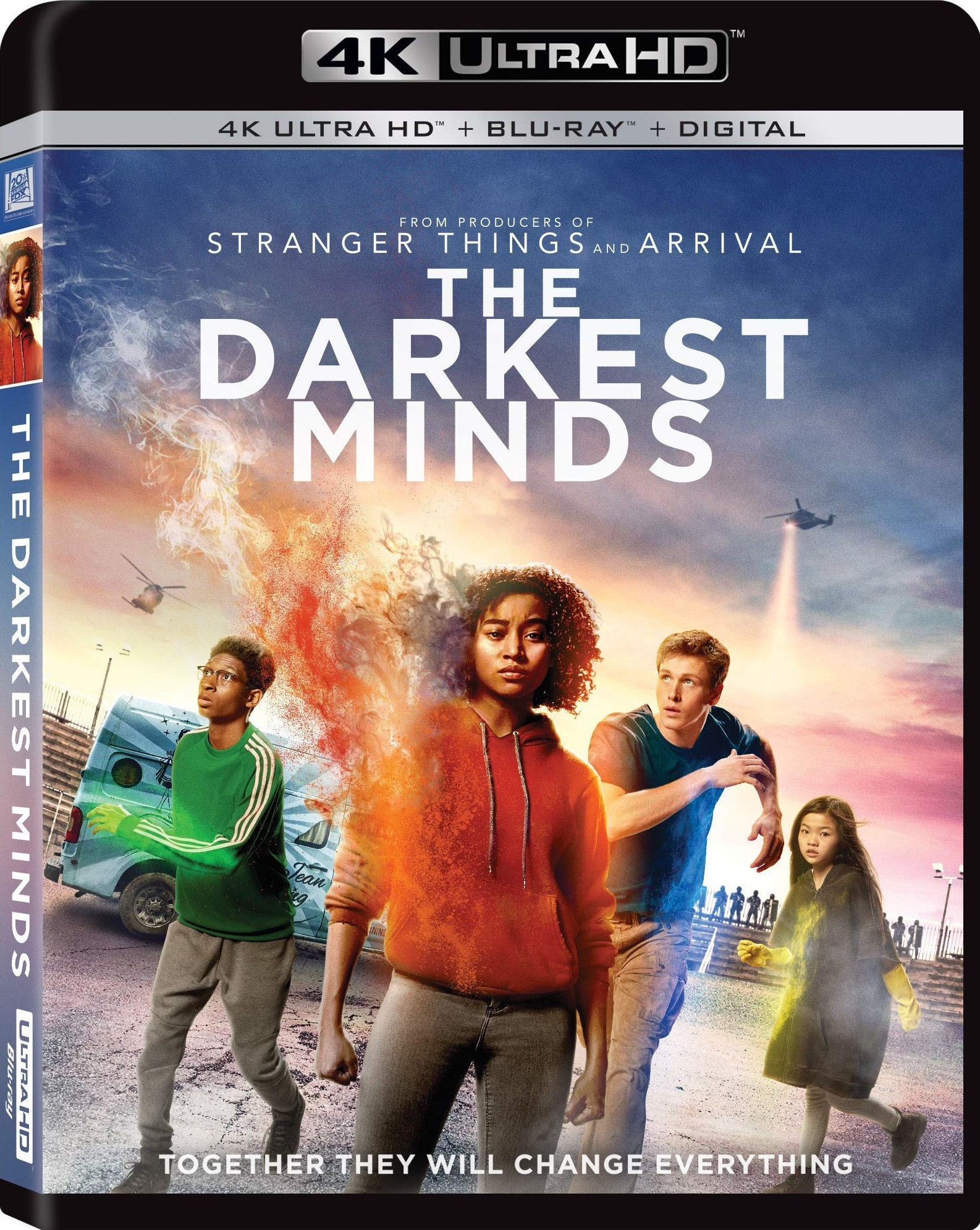 The Darkest Minds 4K (2018) Ultra HD Blu-ray