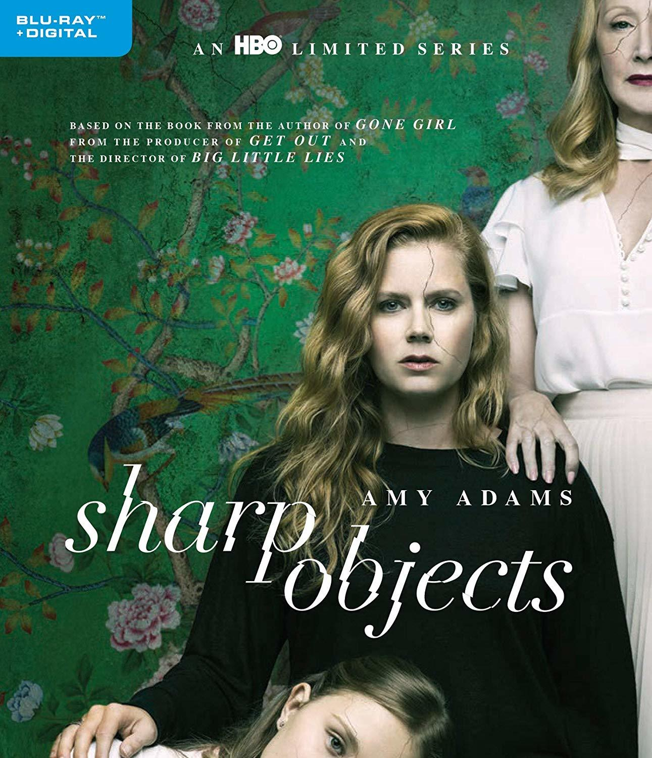 Sharp Objects (Blu-ray)(Region Free)