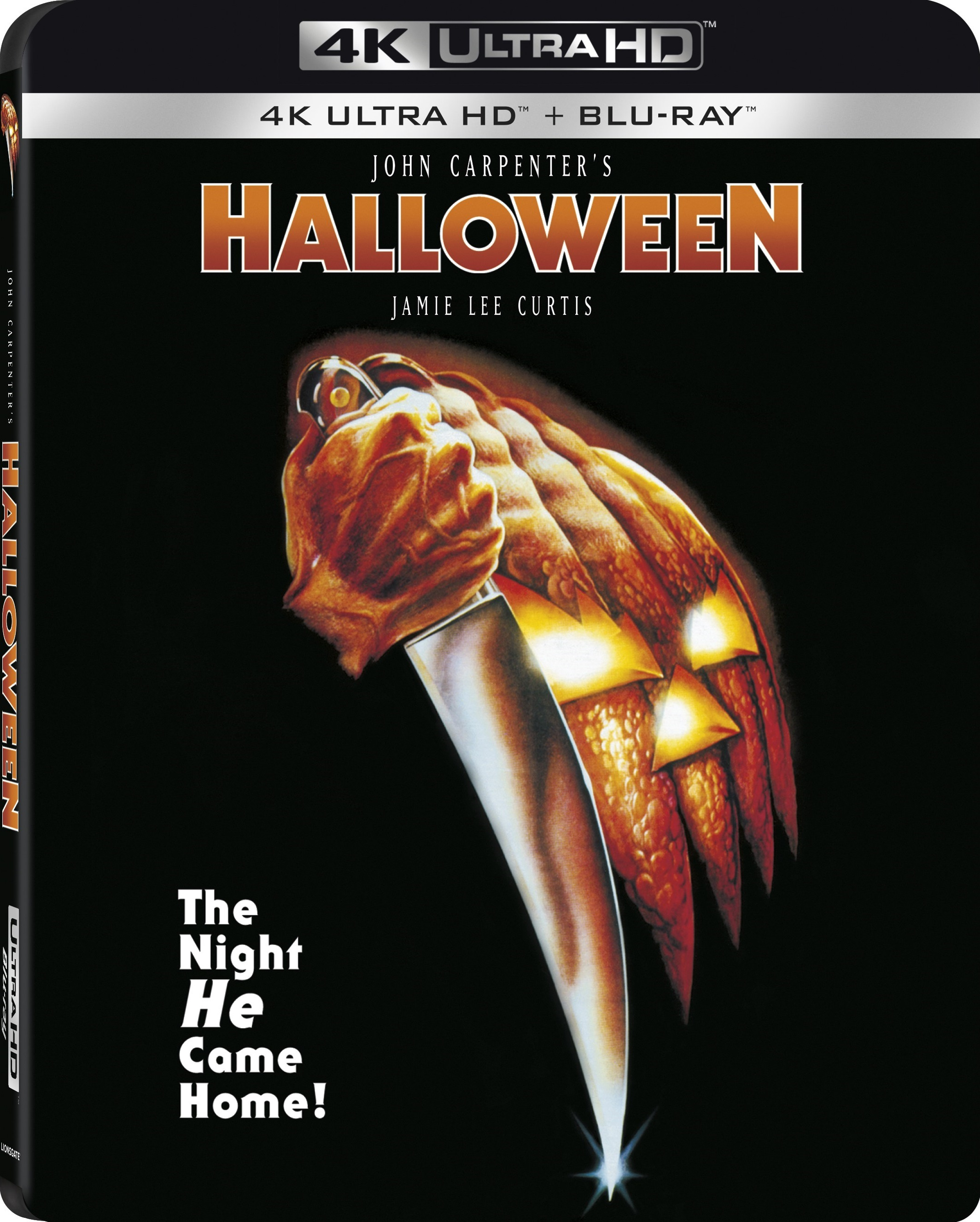 Halloween 4K (1978) Ultra HD Blu-ray