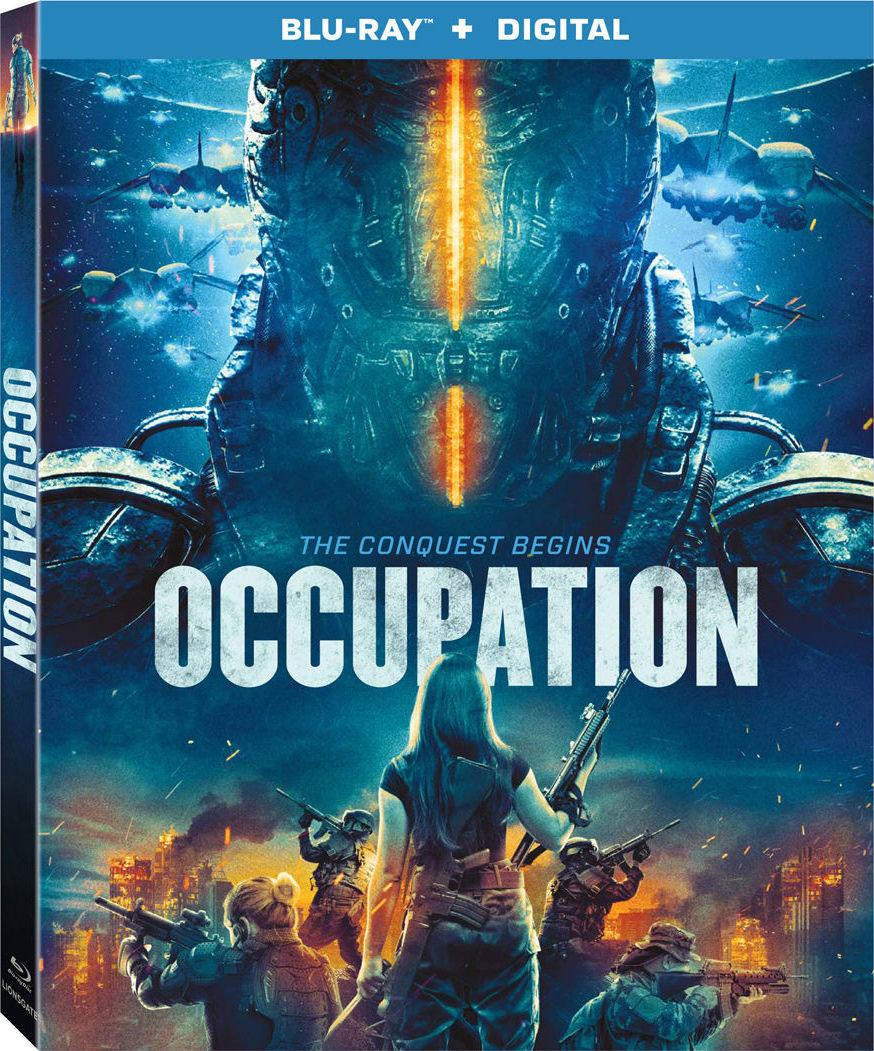 Occupation (Blu-ray)(Region A)