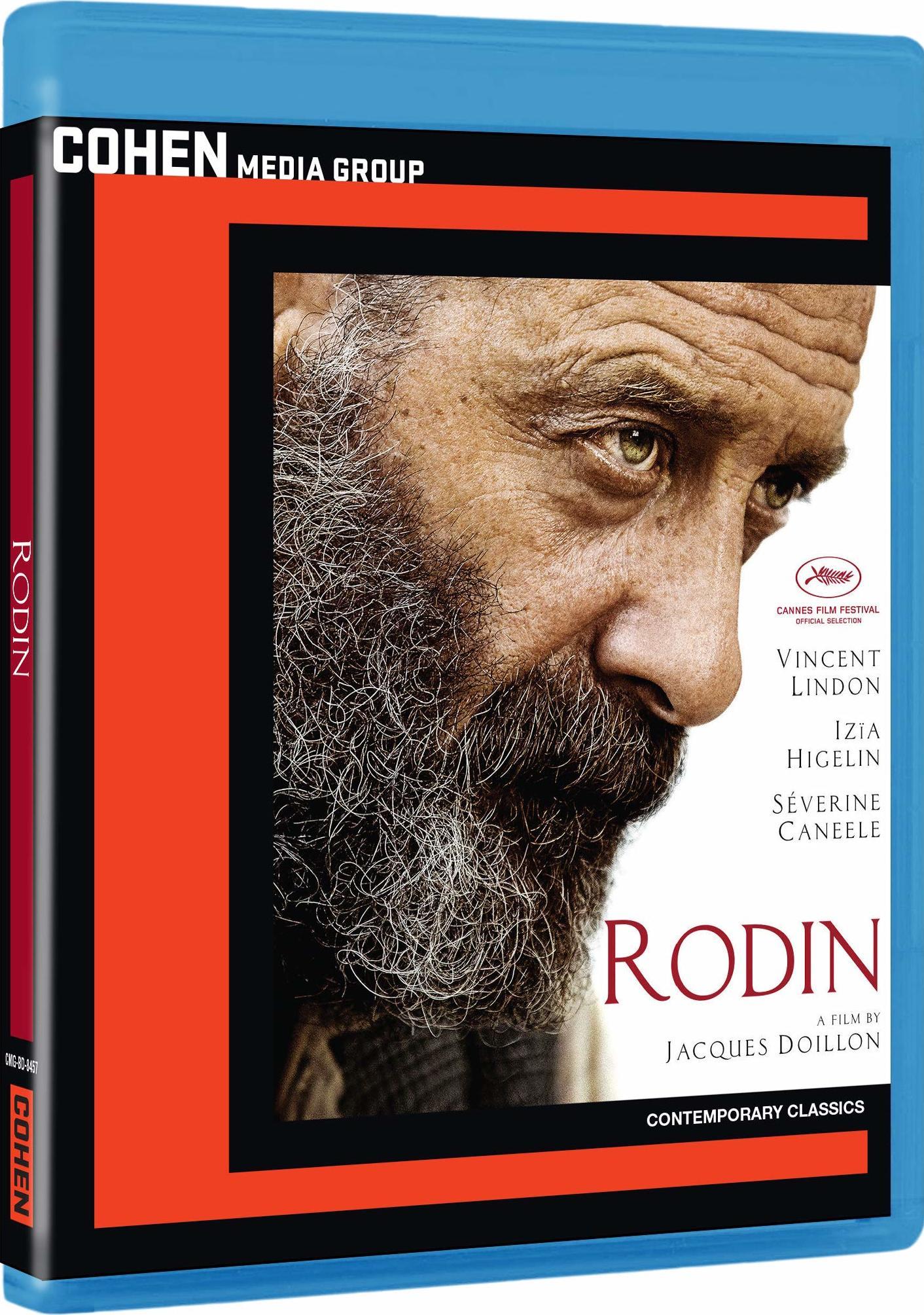 Rodin (Blu-ray)(Region A)