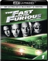 The Fast and the Furious 4K (Blu-ray)