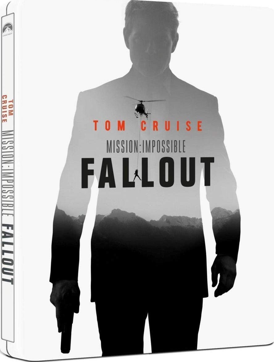 Mission: Impossible - Fallout (SteelBook) 4K (2018) Ultra HD Blu-ray