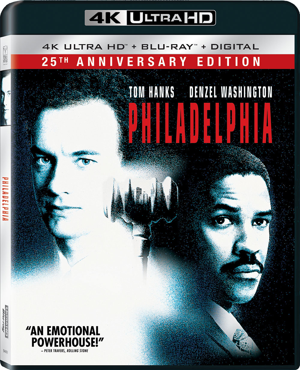Philadelphia 4K (1993) Ultra HD Blu-ray