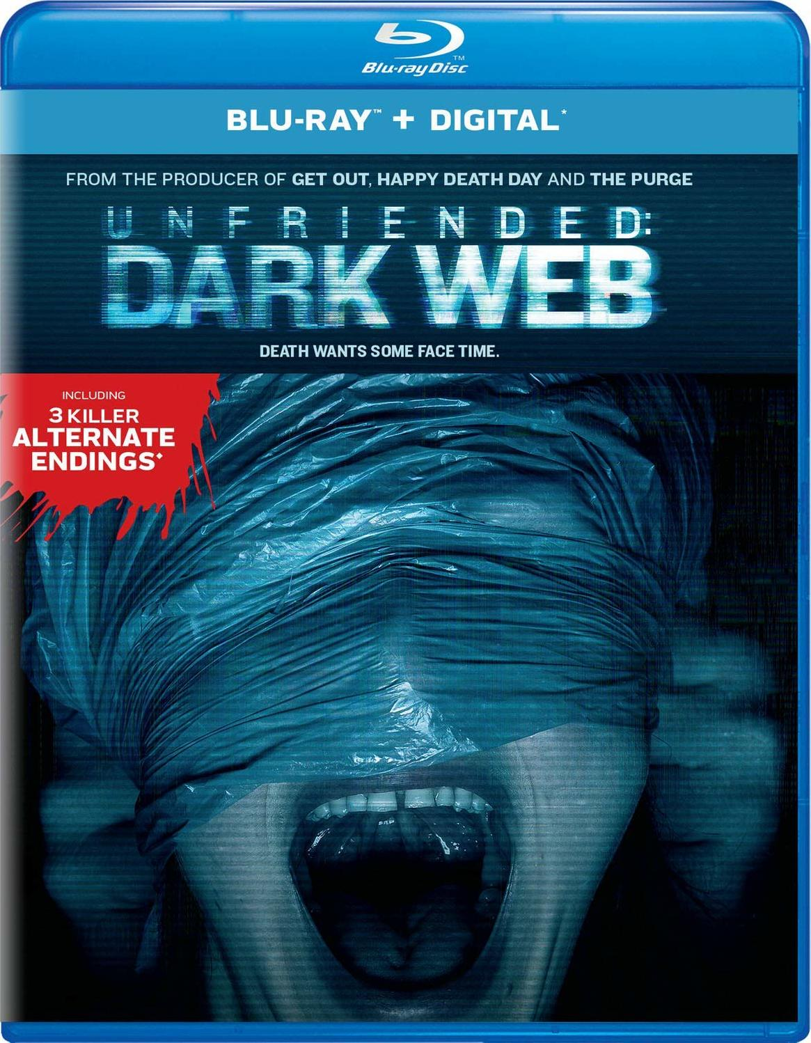 Unfriended: Dark Web (Blu-ray)(Region Free)