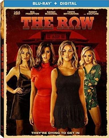 The Row (Blu-ray)(Region A)