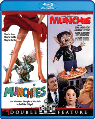 Munchies / Munchie (Blu-ray)
