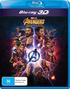 Avengers: Infinity War 3D (Blu-ray)