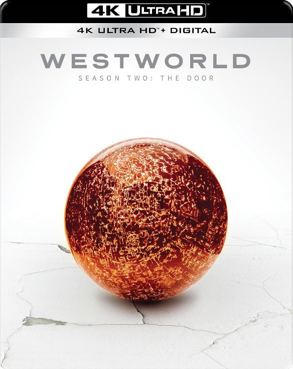 Westworld Season Two: The Door 4K (SteelBook)(TV) (2018) Ultra HD Blu-ray