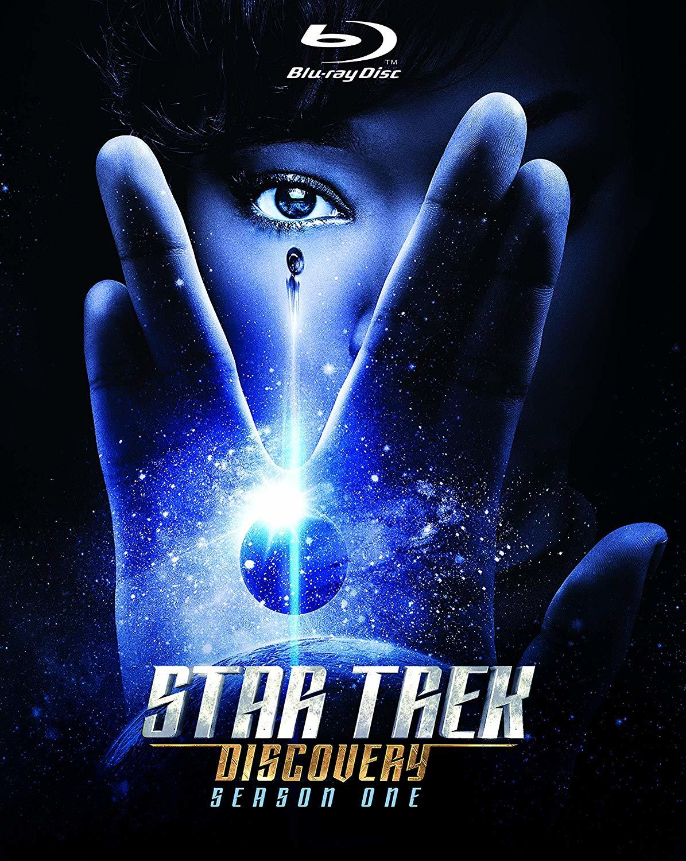 Star Trek: Discovery - Season One (Blu-ray)(Region A)