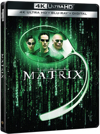 The Matrix 4K (Blu-ray) Temporary cover art