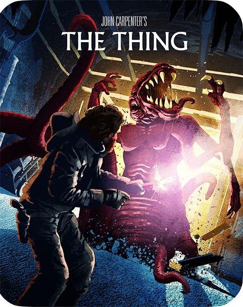 The Thing (Limited Edition Steelbook Blu-ray Review