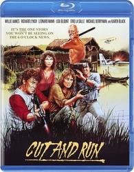 Cut and Run (Blu-ray)