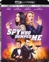 The Spy Who Dumped Me 4K (Blu-ray)