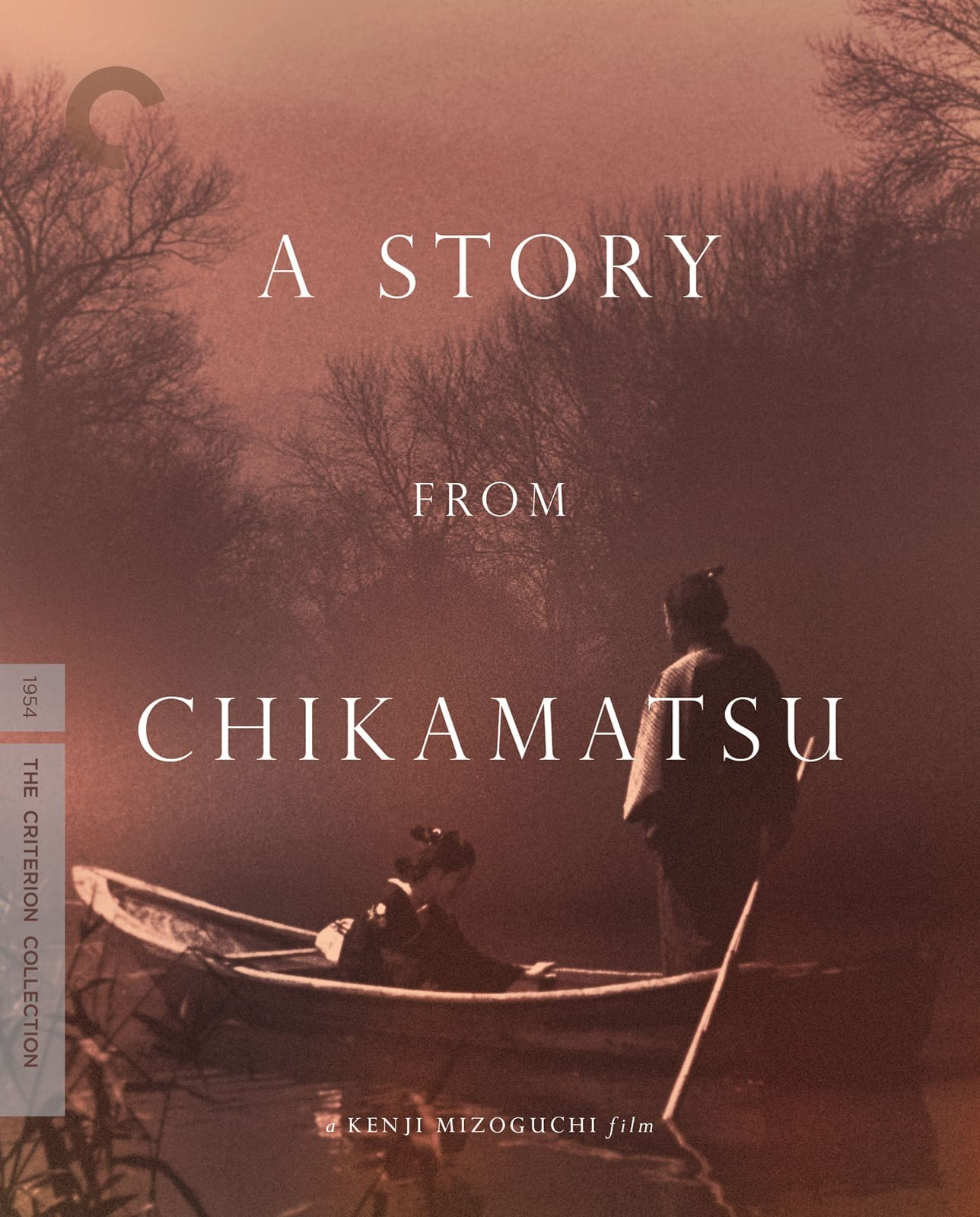 A Story from Chikamatsu (The Criterion Collection)(Blu-ray)(Region A)