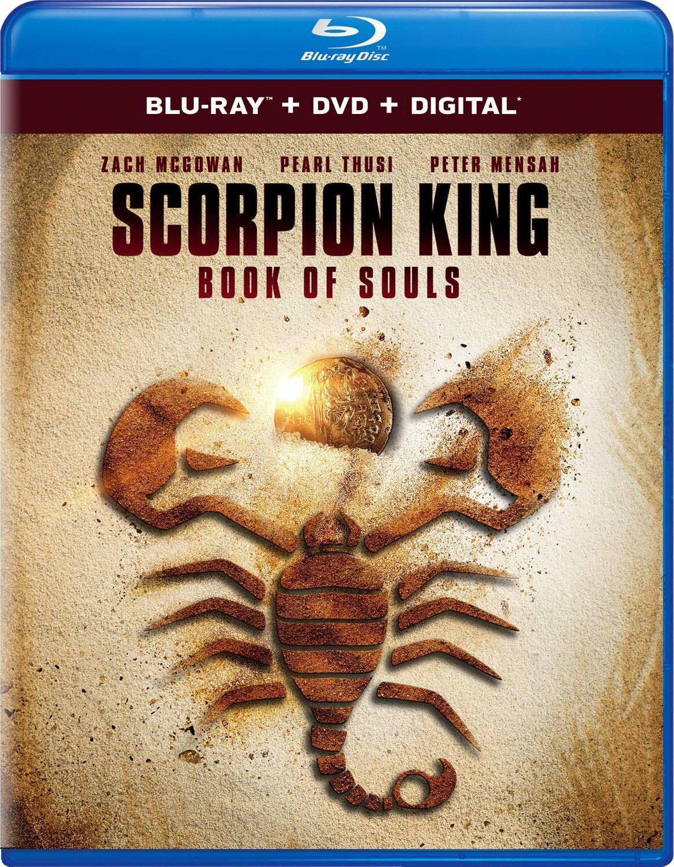 Scorpion King 5: Book of Souls (Blu-ray)(Region Free)
