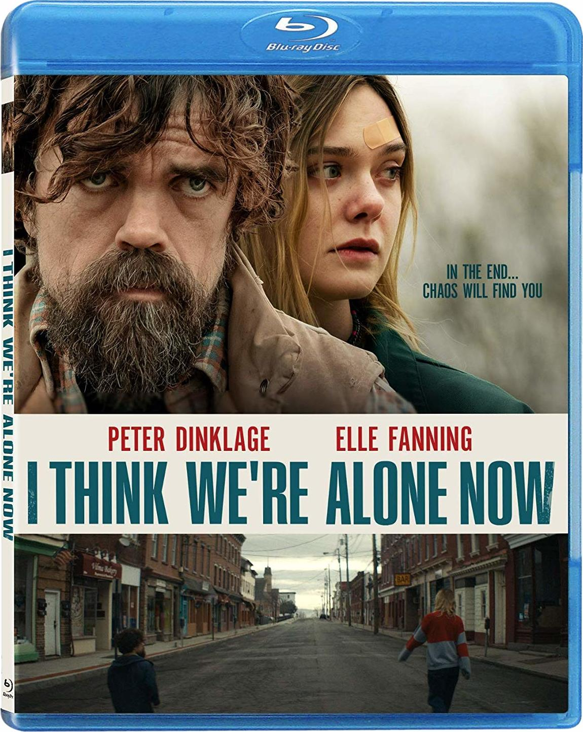 I Think We're Alone Now (Blu-ray)(Region A)