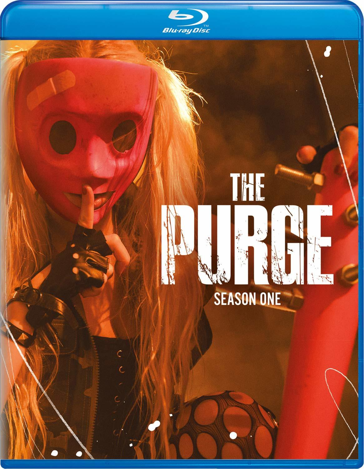 The Purge: Season One (Blu-ray)(Region A)
