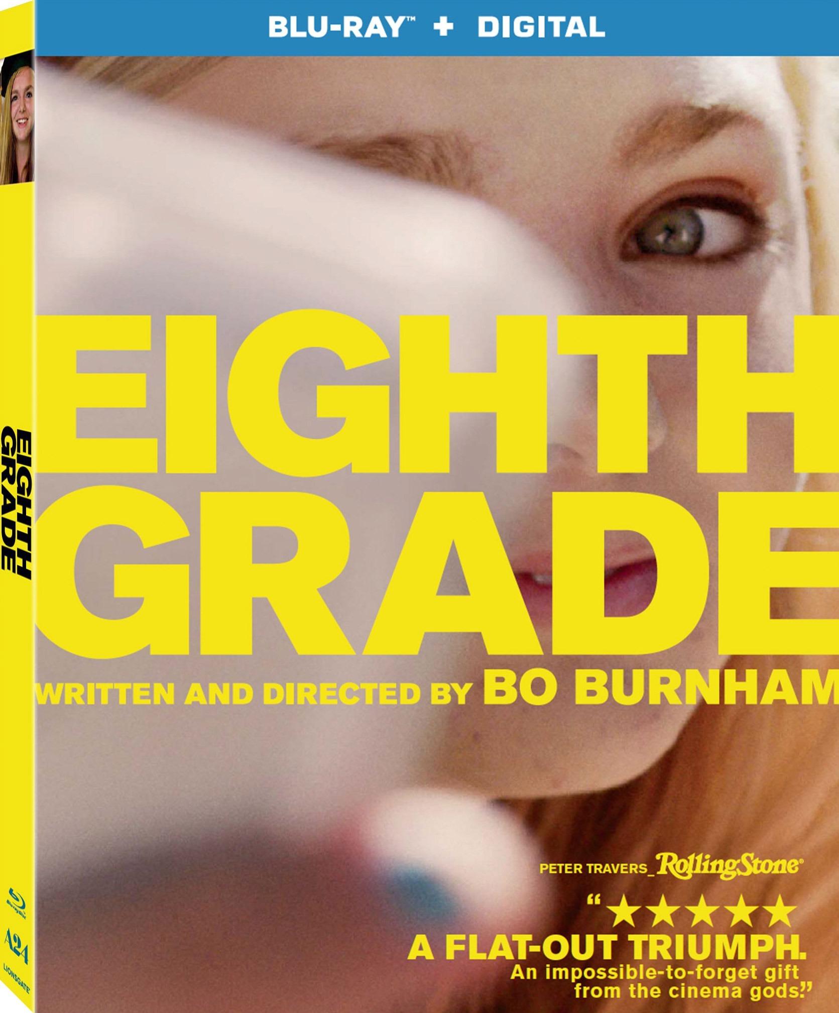 Eighth Grade (Blu-ray)(Region A)