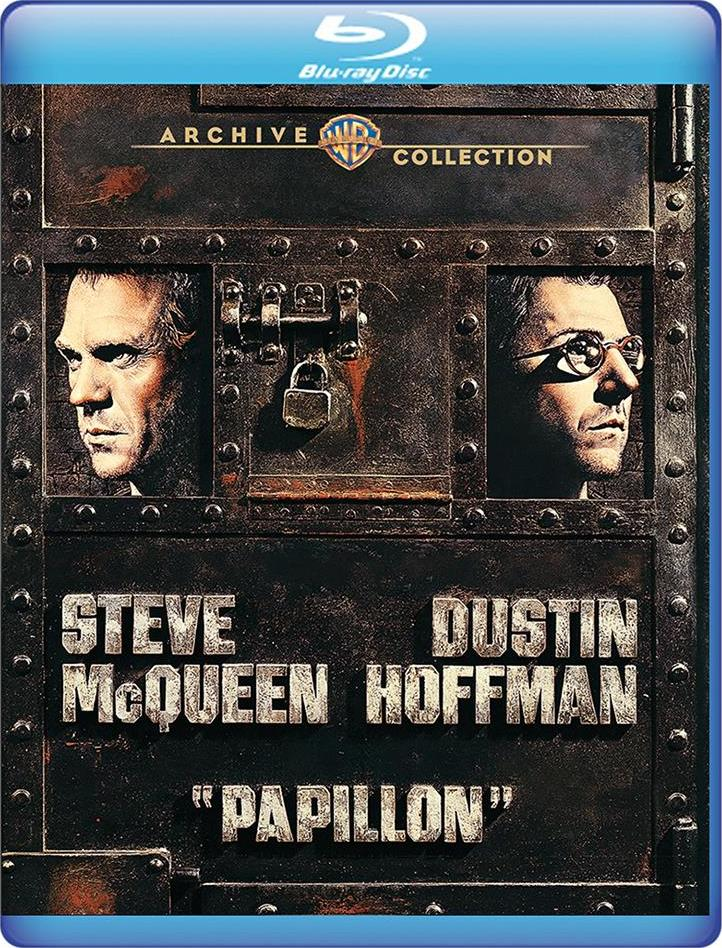 Papillon (Warner Archive Collection)(Blu-ray)(Region Free)