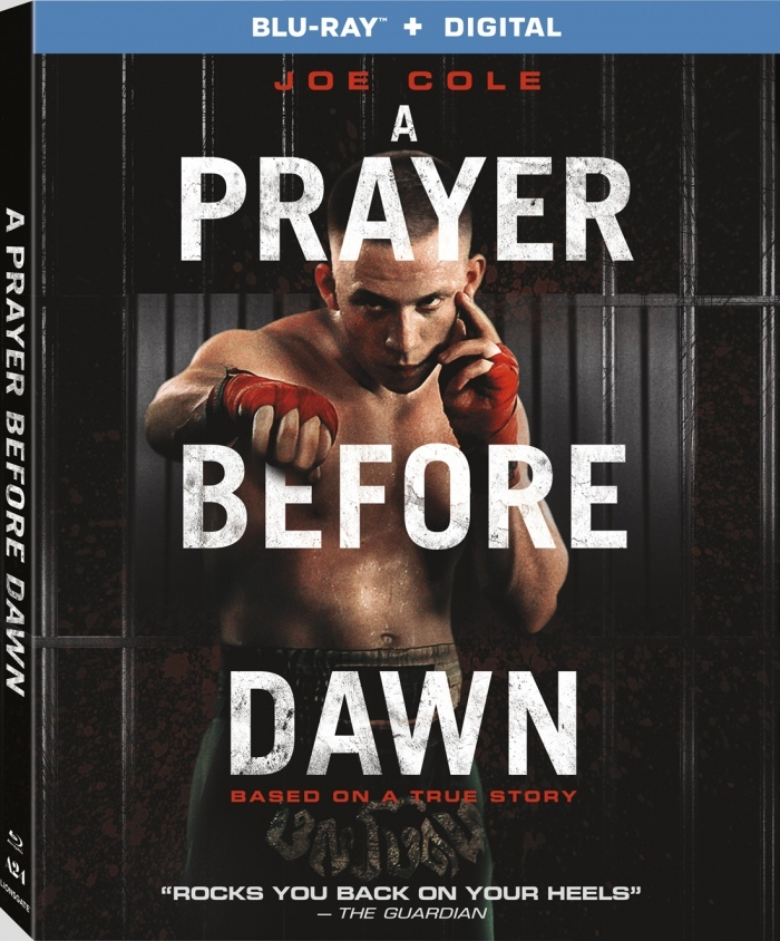 A Prayer Before Dawn (Blu-ray)(Region A)