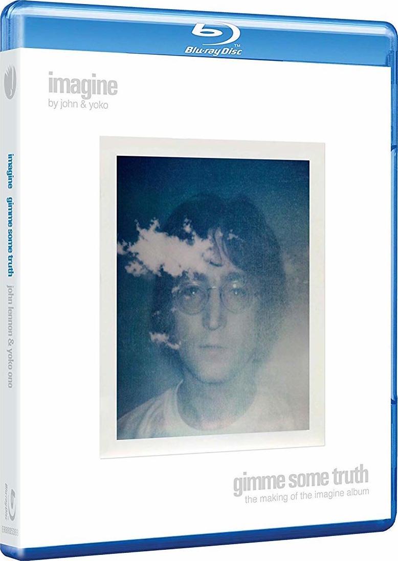 Imagine & Gimme Some Truth (John Lennon)(Blu-ray)(Region Free)