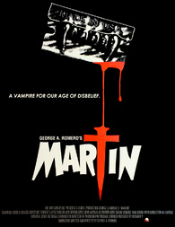 Martin Blu-ray: Ltd Edition With: Booklet - Postcards - Mini