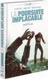 La Poursuite implacable (Blu-ray)
