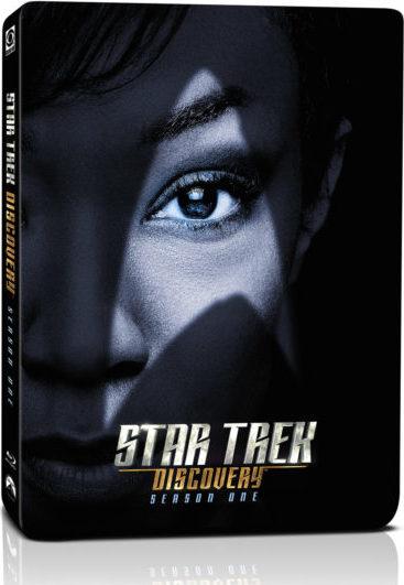 Star Trek: Discovery - Season One (SteelBook)(Blu-ray)(Region A)