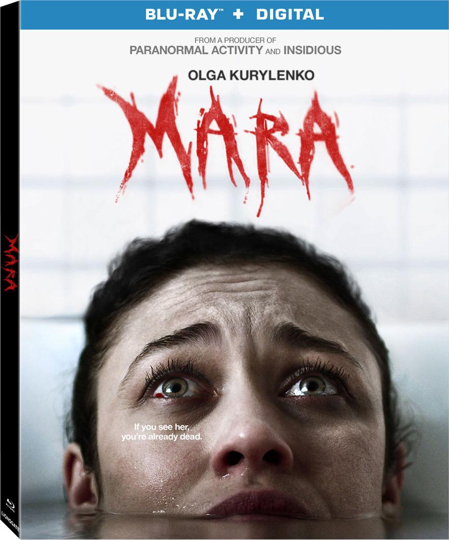Mara (Blu-ray)(Region A)