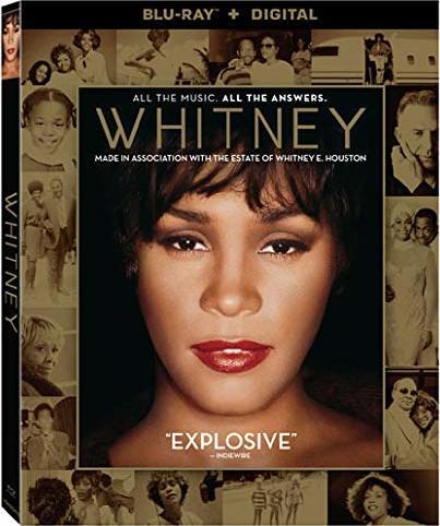 Whitney (Blu-ray)(Region A)