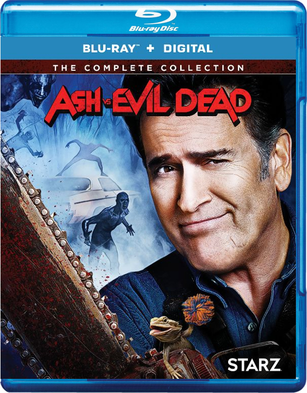 Ash vs Evil Dead: The Complete Collection (Blu-ray)(Region Free)