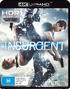 Insurgent 4K (Blu-ray)