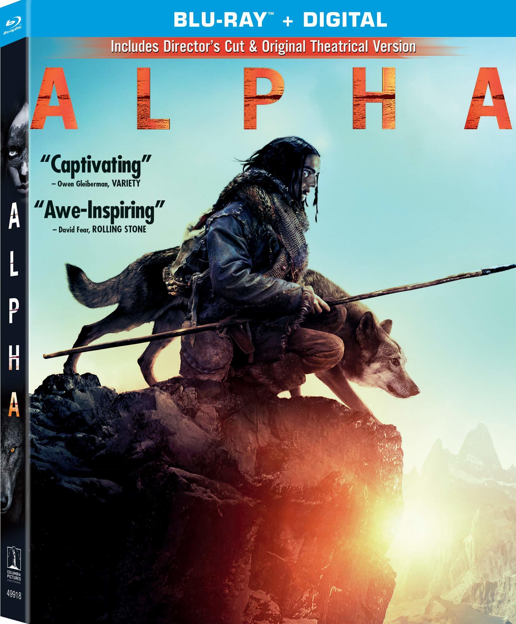 Alpha (Blu-ray)(Region Free)