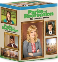 Parks and Recreation: The Complete Series (Blu-ray)