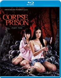Corpse Prison: Part Two (Blu-ray)