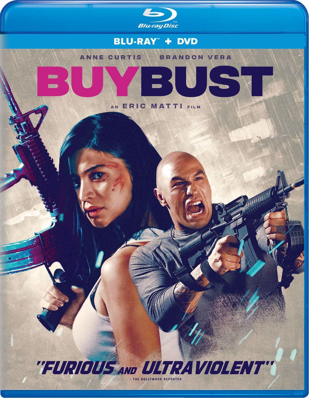 BuyBust (Blu-ray)(Region Free)