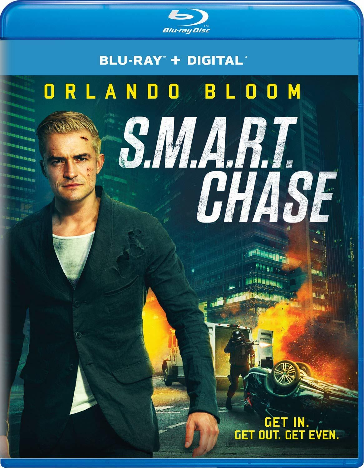 S.M.A.R.T. Chase (Blu-ray)(Region A)
