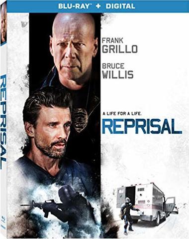 Reprisal (Blu-ray)(Region A)