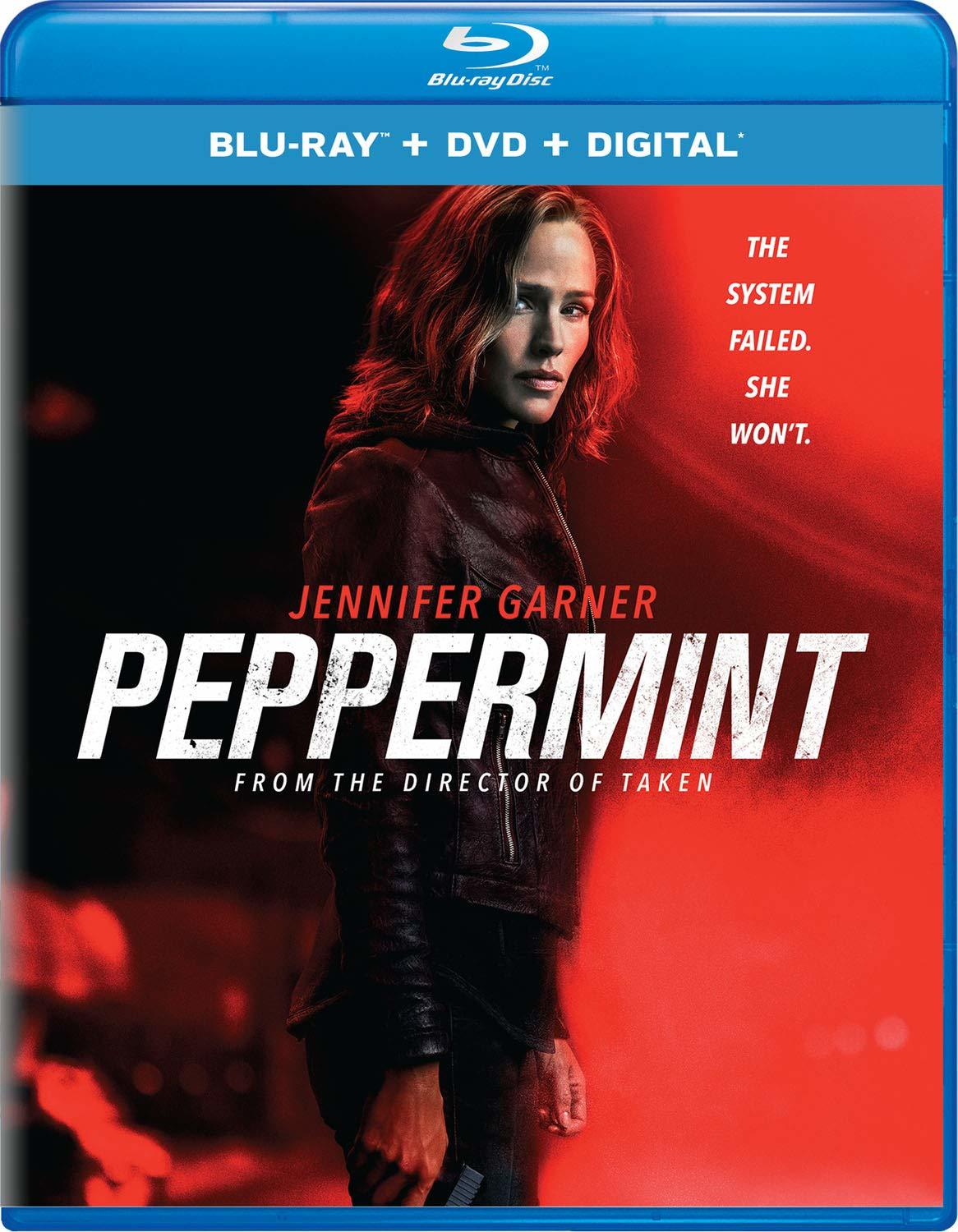 Peppermint (Blu-ray)(Region A)